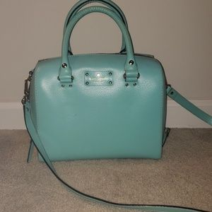 Kate Spade Tiffany Blue Bag